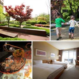 [송정 기자의 'Eat, Play, Love'] 자연 속 호텔로 가을여행