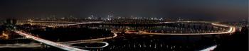 [김경록 기자의 '작은 사진전'] 응봉산 팔각정에서 본 서울의 밤