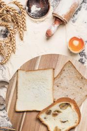 [레드스푼 5] 옥수수·초콜릿·치즈 쏙…취향 따라 맛있는 변신, 식빵