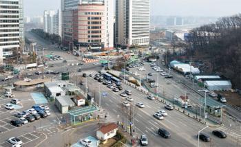 """""""수서동 행복주택 2월 첫 삽"""" vs """"집 대신 도로를 만들어야"""""""