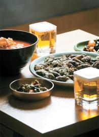 [레드스푼 5] 한식주점, 도시 나그네 위로하는 한 잔 술과 담백한 안주