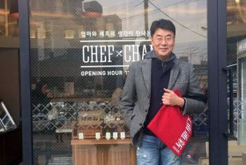 """[江南通新이 담은 사람들]""""4000억원 운용보다 4000원 반찬가게가 재밌어요"""""""