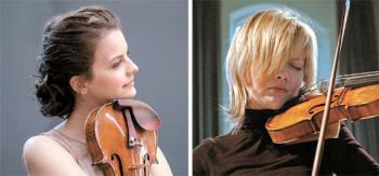 [클래식 프리뷰] 봄은 그녀의 바이올린과 함께 온다