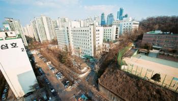 도곡중 운동장 지하에 강남세브란스 주차장 건설 논란