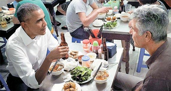 """오바마 """"큰 나라, 작은 나라 괴롭혀선 안돼""""…중국 즉각 반발 ..."""