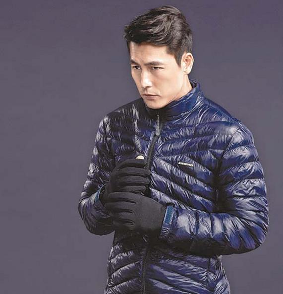 [leisurestyle] 24시간 발열 '네오 히트 패팅 재킷', 간절기 등산복 안성맞춤