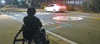 [이슈 클릭] 5시간 기다려도 대답 없는 택시, 휠체어 배터리가 간당간당