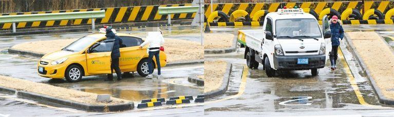 초보 운전자 사고를 줄이기 위해 지난해 12월 22일부터 운전면허 시험의 어려워져 '물 면허'에서 '불 면허'로 바뀌었다는 평가를 받고 있다.
