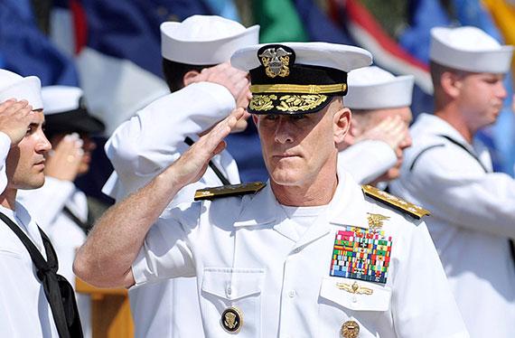 도널드 트럼프 미국 대통령이 마이클 플린 전 국가안보보좌관 후임으로 로버트 하워드 전 미 해군 예비역 중장을 낙점했다. [로이터=뉴스1]