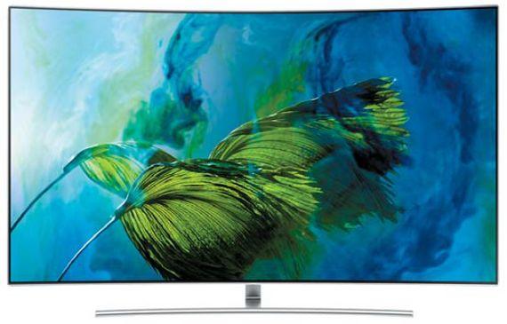 삼성은 고화질 TV 시장을선도하고 있다.
