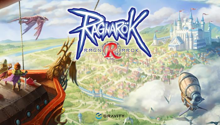 그라비티, 모바일 수집형 RPG '라그나로크R' 4월 출시