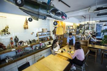 [식객의 맛집] 혼자 가면 더 좋은 브런치 카페 '카페 봉'