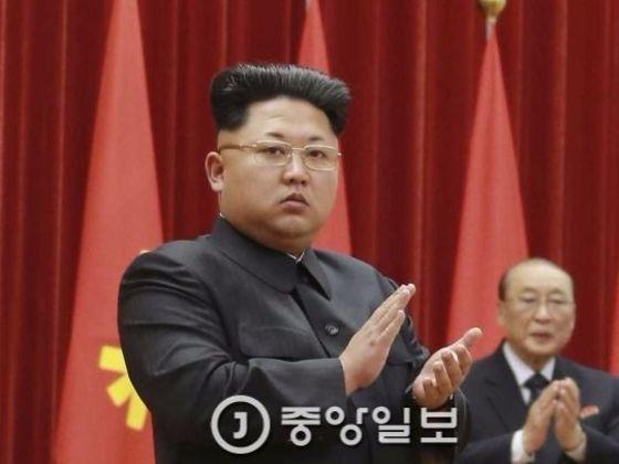 김정은 북한 노동당 위원장 [중앙포토]