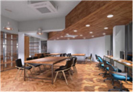 부산 청년창조발전소 2층의 디자인 라이브러리