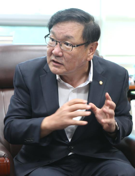 국회 정개특위 김태년의원.