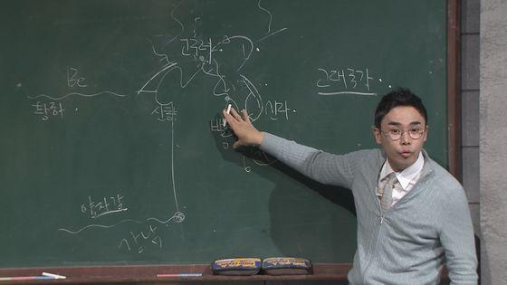 강연 프로그램 '어쩌다 어른'으로 큰 인기를 끈 스타강사 설민석씨. 사진=tvN