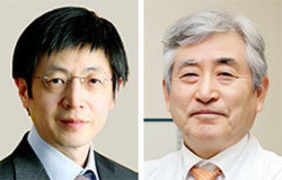 아산의학상 수상자에 김진수 단장, 한덕종 교수