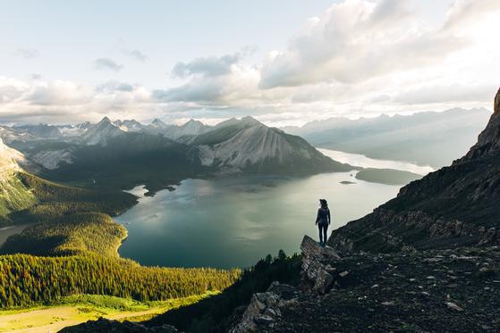 밴프 국립공원을 비롯한 캐나다 전역의 국립공원과 역사유적지 등이 올해 무료 개방된다.[사진 캐나다관광청]