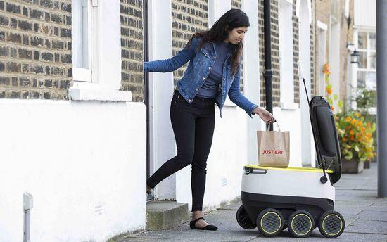 피자 배달, 자율주행 로봇이 한다… 도미노피자 독일 등서 시범 운영