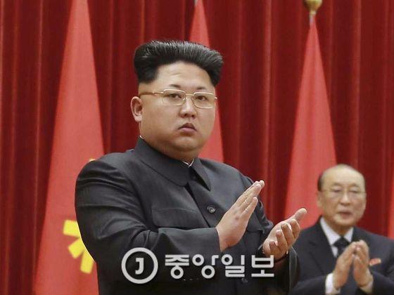 북한 김정은 노동당 위원장 [중앙포토]