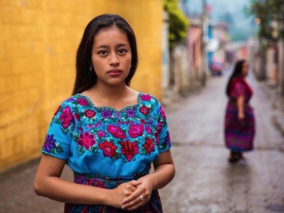 과테말라,산 안토니오 아과스 칼리엔테스.[사진 미하엘라 노르크]