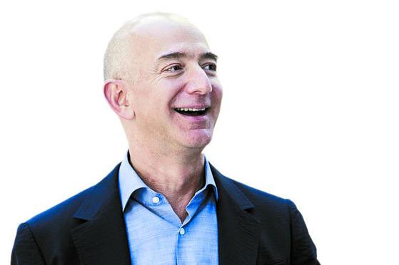 제프 베저스(52) 아마존 CEO.