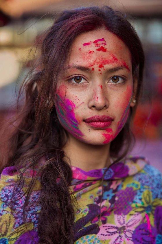 네팔, 카트만두. [사진 미하엘라 노로크]