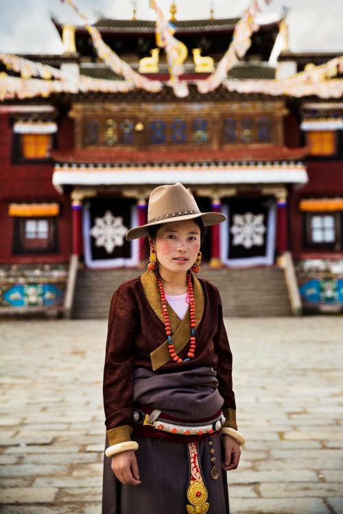티베트. [사진 미하엘라 노로크]