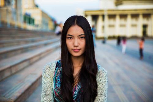 몽골, 울란바토르. [사진 미하엘라 노로크]