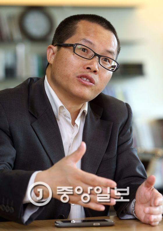 덩위원 중국 차하얼 학회 연구원. 강정현 기자