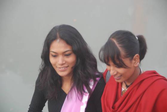 룸비니 동산을 찾아온 인도의 순례객들. 붓다의 탄생지에서 그들은 무엇을 만나고 있을까.