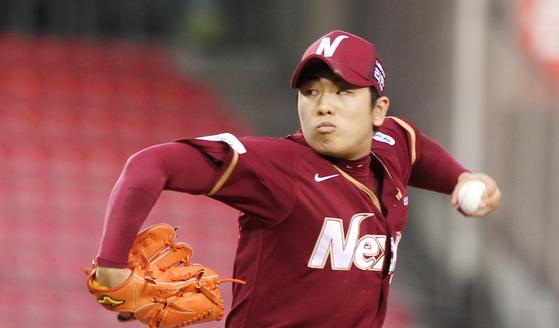 야구선수, 넥센 김택형.