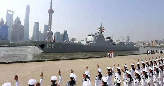 중국 해군이 전 세계를 잇는 '해군 실크로드'건설을 추진 중이다 [사진 러시아 스푸트니크뉴스]