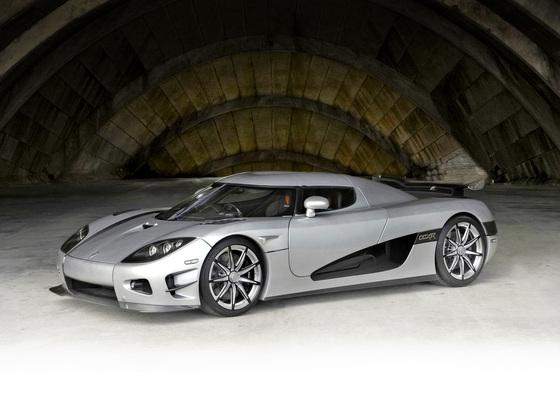 디지털트렌드 '세계에서 가장 비싼 자동차' 1위 코닉세그 CCXR 트레비타 [코닉세그]