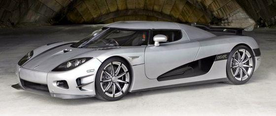 디지털트렌드 '세계에서 가장 비싼 자동차' 1위 코닉세그 CCXR 트레비타. [코닉세그]