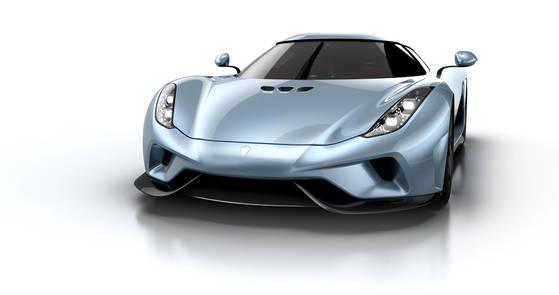 디지털트렌드 '세계에서 가장 비싼 자동차' 공동 9위. [코닉세그]
