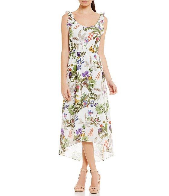 이방카 트럼프 브랜드 드레스 [사진 해당 업체 홈페이지]