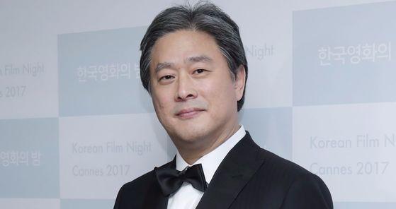 박찬욱 감독. [중앙포토]