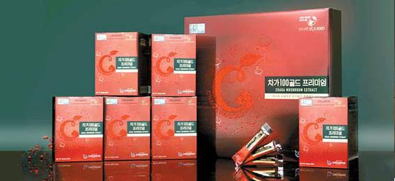 고려인삼바이오는 차가버섯 제품을 건강상태에 맞게 구입할 수 있도록 한다.