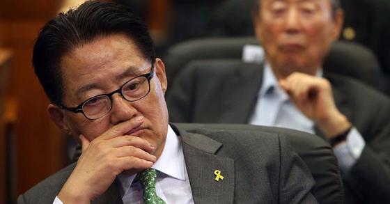 박지원 전 국민의당 대표. [중앙포토]