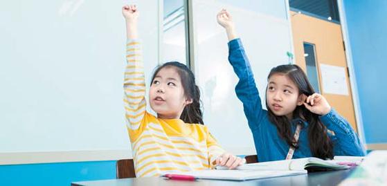 와이즈만 영재교육은 수학·과학 융합교육을 실시하고 있다. [사진 와이즈만 영재교육]