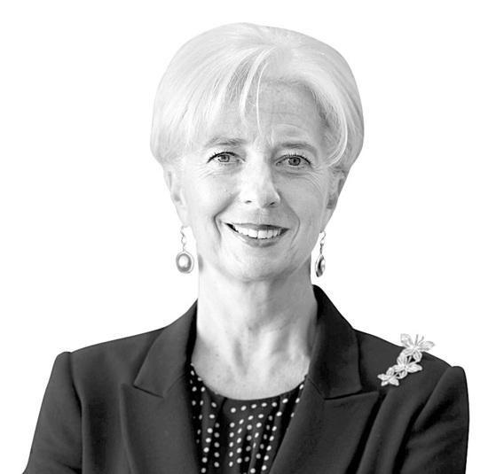 크리스틴 라가르드 IMF 총재