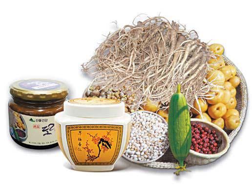 통배고는 천종산삼을 모체로 한 산삼 배양근이 들어간 제품이다. [사진 산들건강]