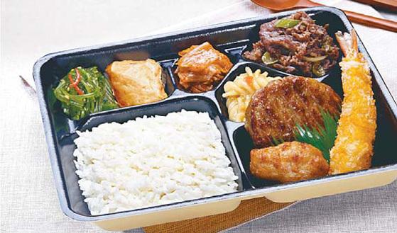 한솥도시락은 품질 좋은 강화섬 쌀과 국내산 김치만을 사용한다. [사진 한솥]