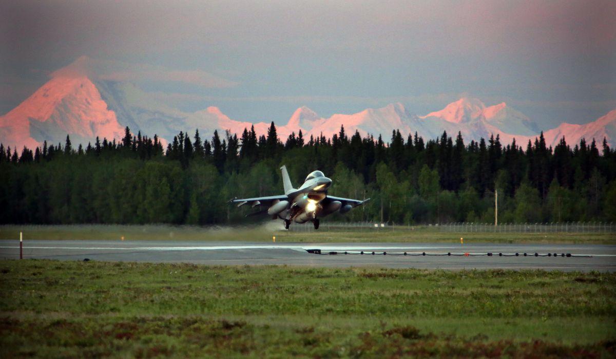 [사진] 공군, 미 공군 주관 레드플래그 훈련 참여
