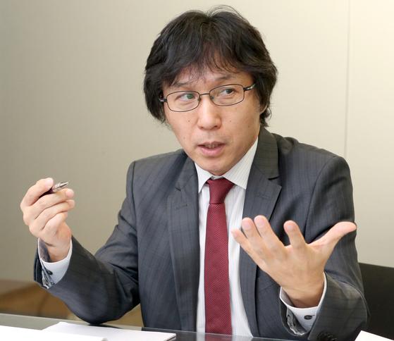신장섭 싱가포르국립대 교수.