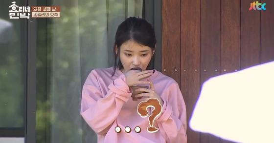 [사진 JTBC 효리네 민박 방송화면]