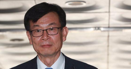 김상조 공정거래위원장. [사진 연합뉴스]