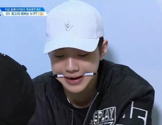 [사진 Mnet '프로듀스 101 시즌2']