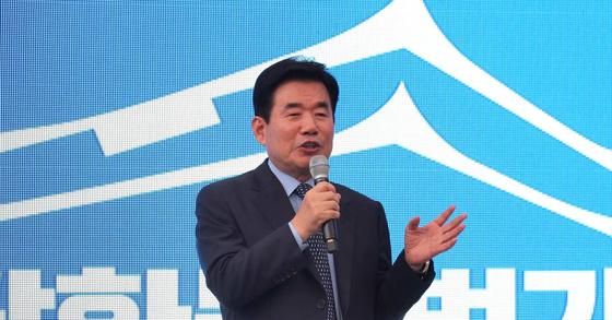 김진표 국정기획자문위원회 위원장. [연합뉴스]